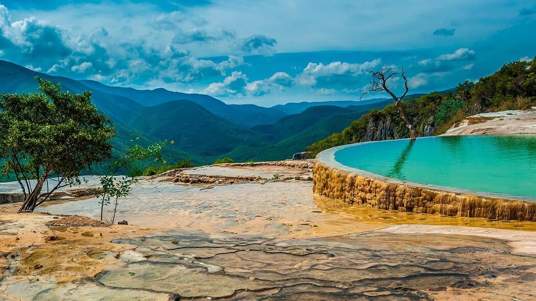 Descubre Hierve el Agua Oaxaca