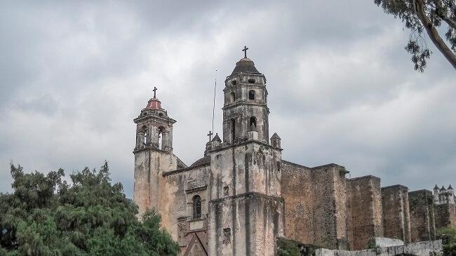 Pueblo Mágico cerca de la ciudad de México