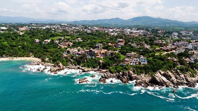 Playa Puerto Angelito