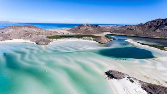 Playa Balandra en lLs Cabos