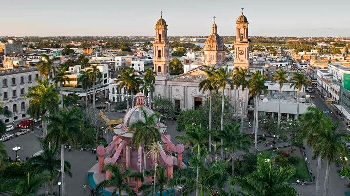 Centro histórico de Tampico