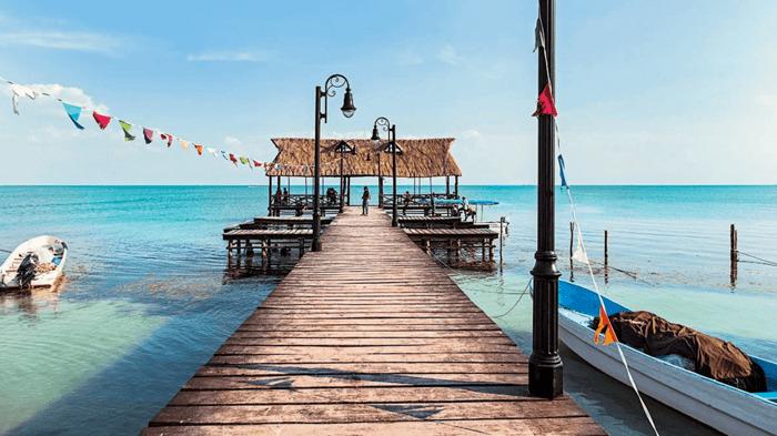 playa bonita para visitar en campeche