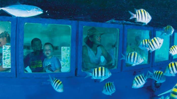 viaje submarino cozumel