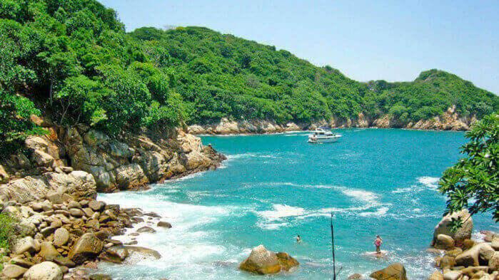 isla roqueta acapulco