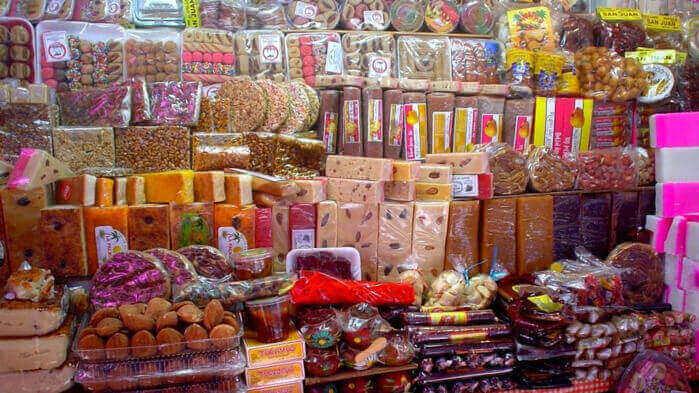 mercado de artesanías en Acapulco