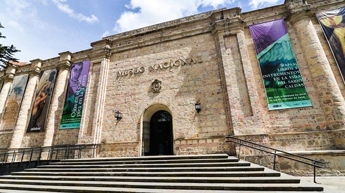 museo nacional de bogota