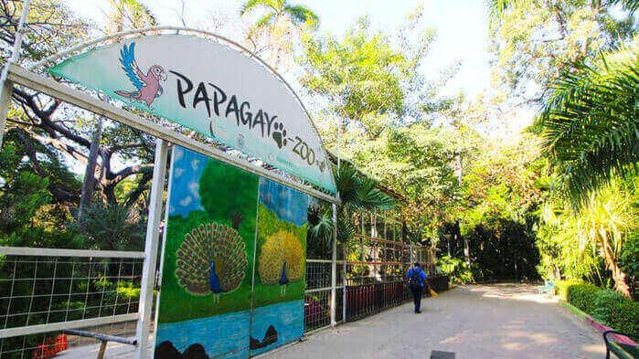 parque ecologico papagayo