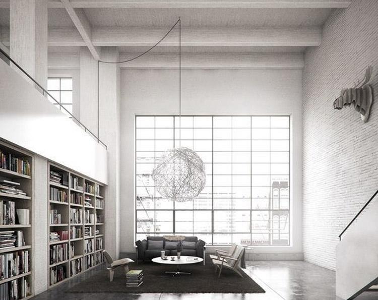 Loft Living by VKV Visuals