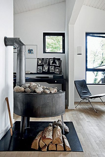 Wood stoves by VKV Visuals
