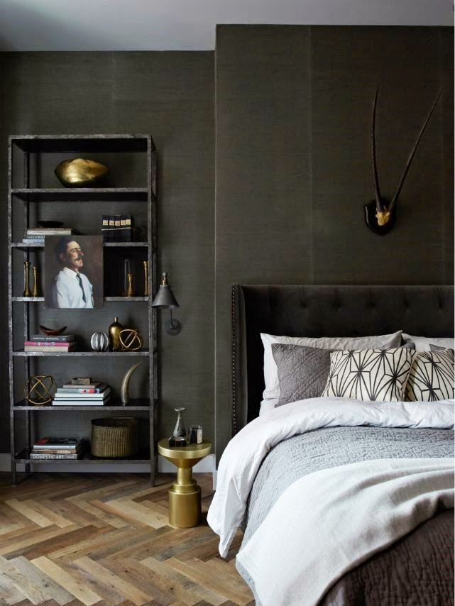 Dark bedrooms for the dark season - by VKV Visuals