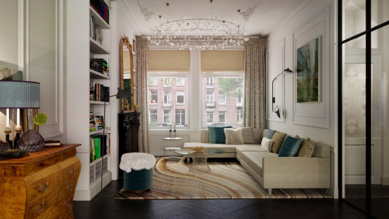 Amsterdam Townhouse