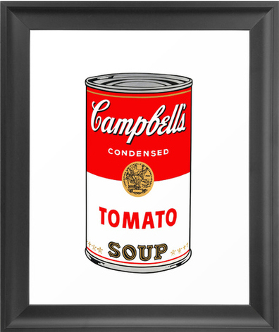 A Campbell Tomate Soup via Dot and Bo