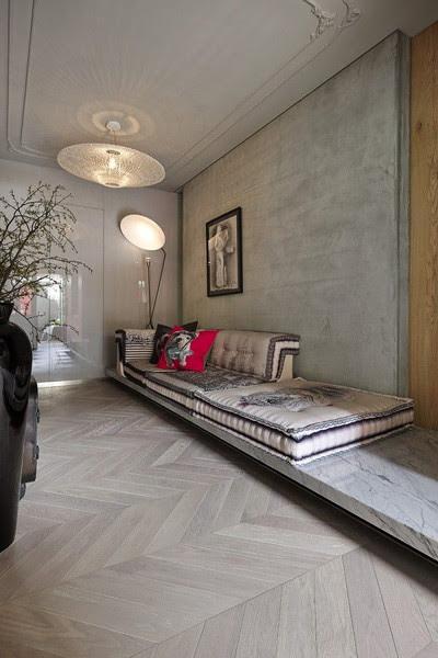Concrete Interiors