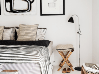 BEDSIDE TABLES: WHAT'S NEXT TO YOUR BED?
