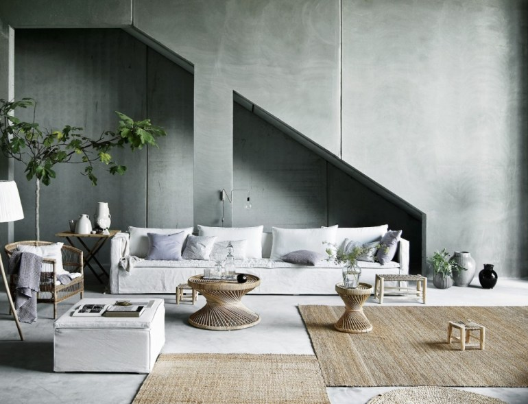 Concrete Interiors
