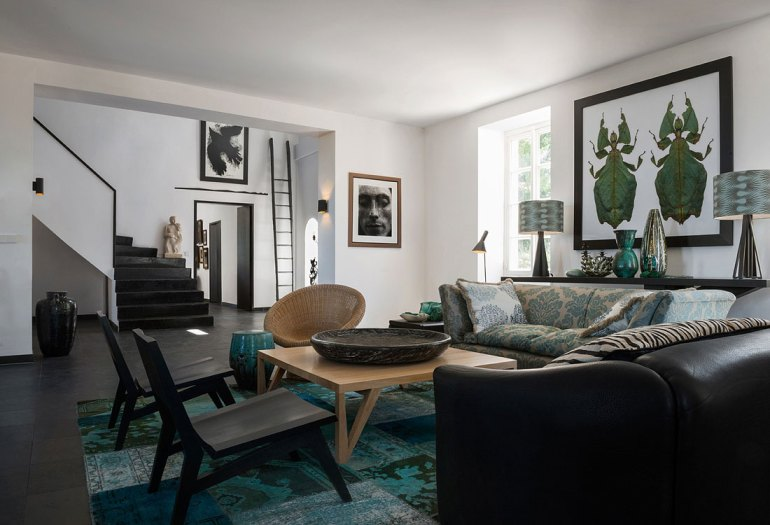 English/Dutch interior designer Kate Hume is also a fan of the HagedornHagen boys - via Kate Hume