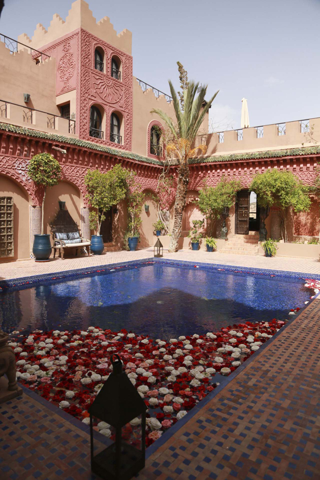 Marrakesh riad - via Could I Have That