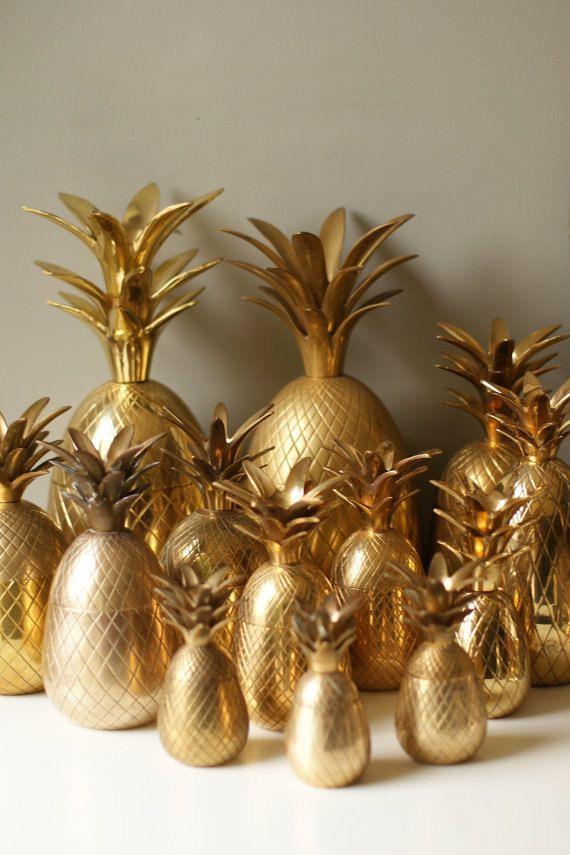 Brass Decor