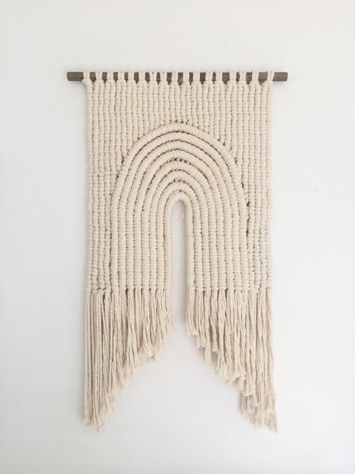 Macrame Wallhangings