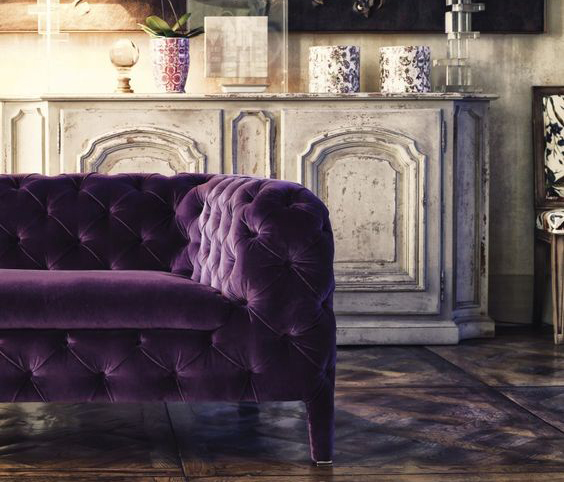 ULTRA VIOLET: Pantone's Color of the Year 2018