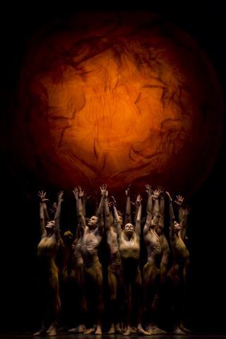 Fotó: A Nap szerettei - Markó Iván darabról készült felvétel