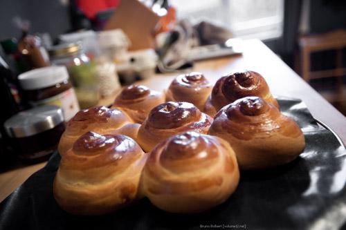 zweeds saffraanbrood