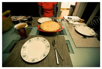 a sort of cottage pie