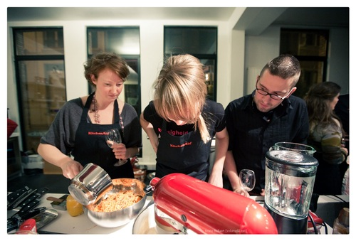 Kookworkshop KitchenAid @ Cookaholic
