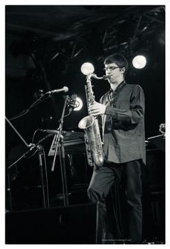 Robin Verheyen International Quartet feat. Bill Carrothers