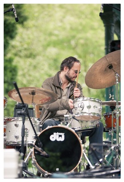 Pek Druppel [auditive #22], Jazz Sur l'Herbe, Citadelpark, Gent, BE, 28/05/2009