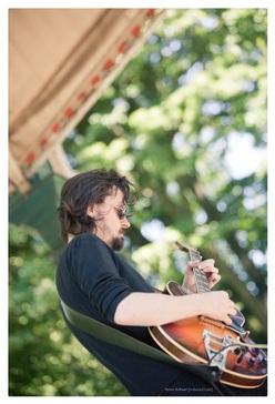 Les Poubelles, Jazz Sur l'Herbe, Citadelpark, Gent, BE, 29/05/2009