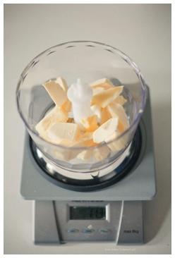 Suikerdeeg ofte pâte sucrée