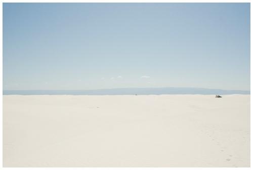 White Sands, USA 2010