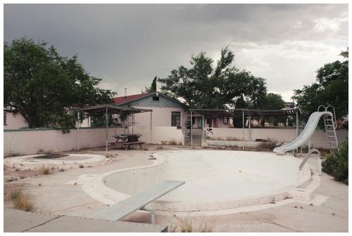 Van Horn, TX, USA 2010