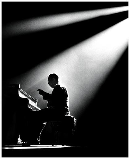 Duke Ellington, by Herman Leonard