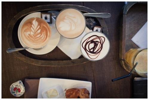 Koffie door Bruno Bollaert