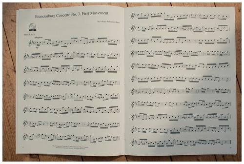 Johann Sebastian Bach - Brandenburg Concerto No. 3, First Movement