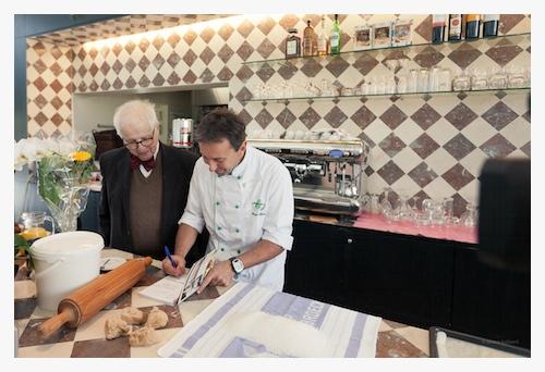 Stefan Elias selecteert recepten van Jacques Bloch door Bruno Bollaert