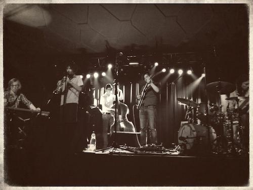 Nathan Daems Quintet @ Vooruit door Bruno Bollaert