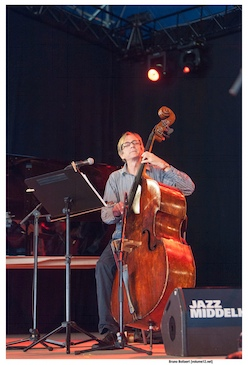 Jazz Middelheim door Bruno Bollaert