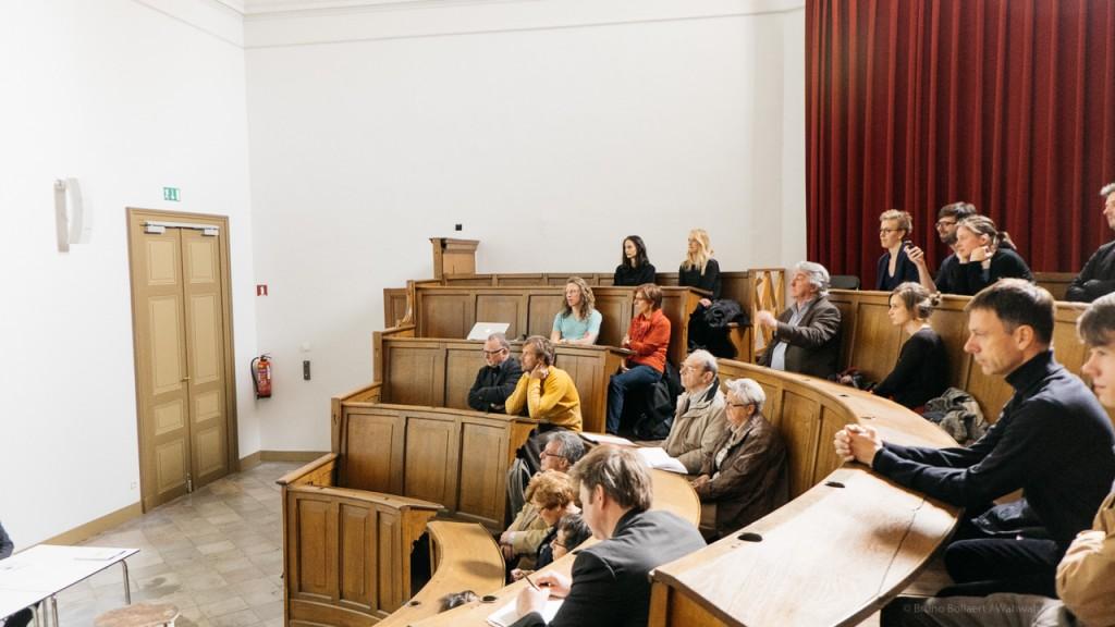 Persconferentie De Bijloke Muziekcentrum