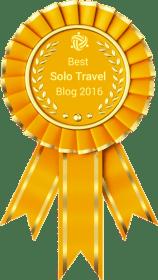 Solo Travel Kopie 158x280 Best Travel Blogs 2016 Award