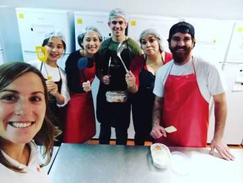 Help to fight Food waste as a volunteer in Portugal