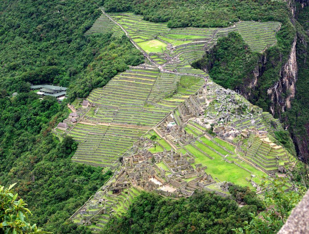 Machu Picchu overview Stevage 1024x776 Inca Trail: Hike The Ancient Route to Machu Picchu