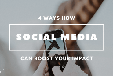 Blog Social Media 4 Ways Social Media will Boost your Social Impact