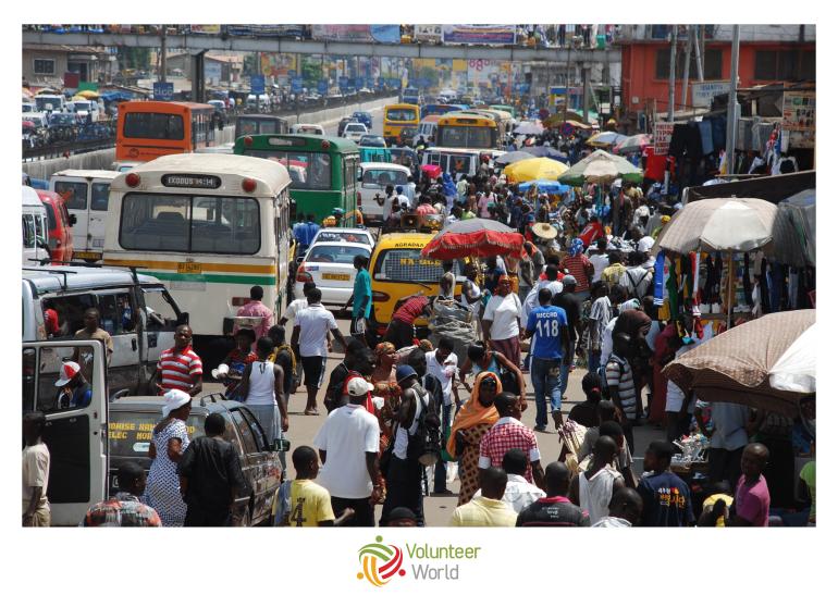 Volunteer Accra VoWo min Top 10 Best Places to Volunteer around the World