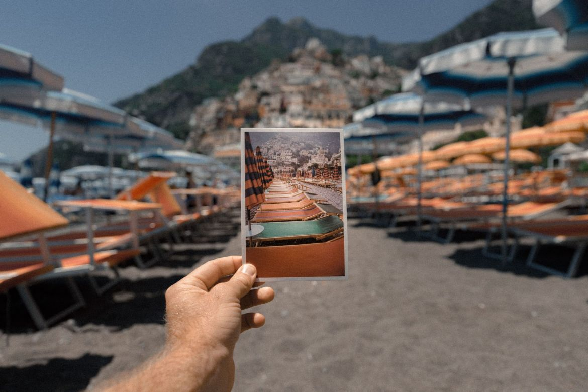 Positano min Explore the Amalfi Coast and Volunteer