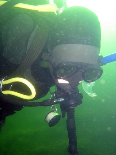 An underwater Susi.