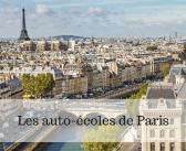 Les auto-écoles de Paris