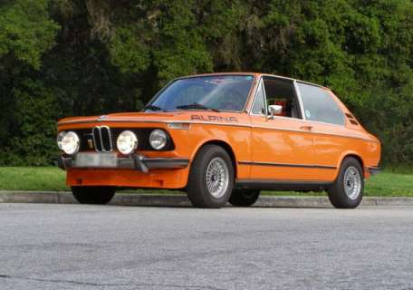 BMW '74 Touring Photo: Stella Pictures